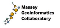 Massey Geoinformatics