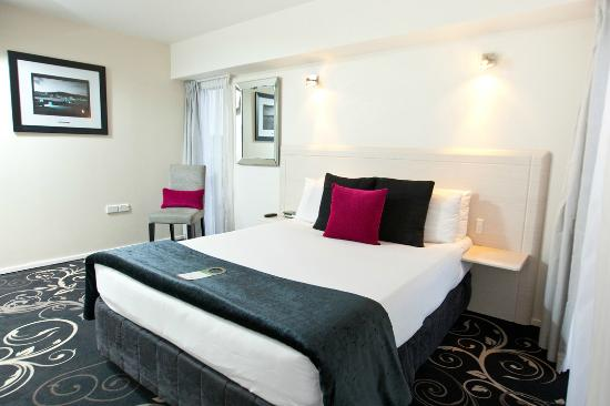 Mercure Wellington Central City_1 bdrm suite