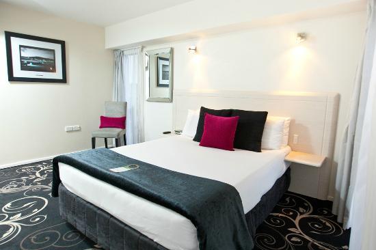 Mercure Wellington Central City_1 bdrm suite